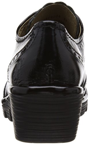 Fly London - Palt Damani, Stringate da Donna Nero (Black)