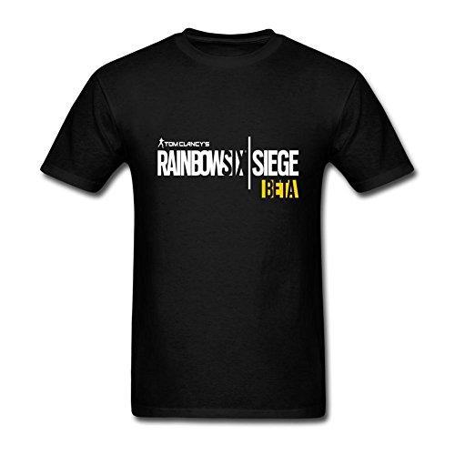 UKCBD -  T-shirt - Uomo nero Medium