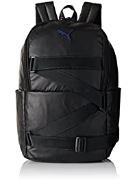Puma 19 Ltrs Puma Black Blue Depths Laptop Backpack (7482102)