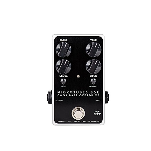Microtubes B3K v2 Pedal CMOS Bass Overdrive