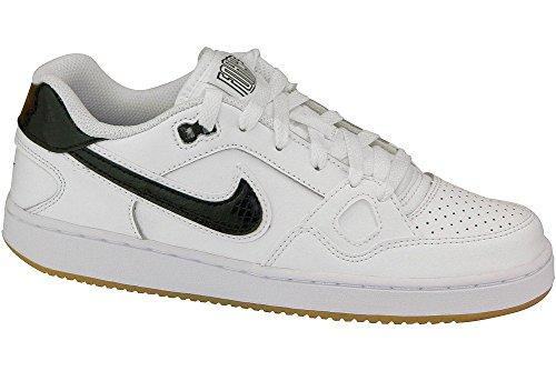 Nike of Force GS 615153-108, Baskets Mixte Enfant, Mehrfarbig (Black,White 001), 38.5 EU