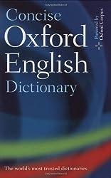 Concise Oxford English Dictionary (Diccionarios)