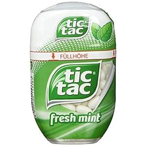 tic tac fresh mint Big-Pack, 8er Pack (8 x 98 g Packung)