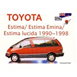 Toyota Estima / Emina / Lucida Handbook (1990-1998)