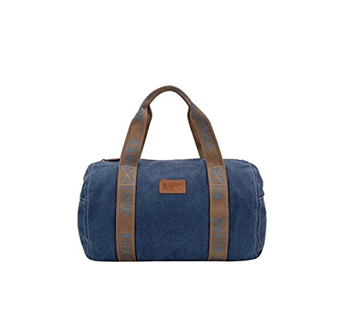 Sac Polochon DAVID JONES CM3823 BLEU