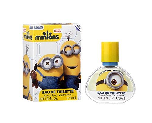 Minions Eau de Toilette, 30ml