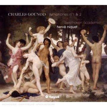 Charles Gounod: Sinfonien Nr. 1 & 2