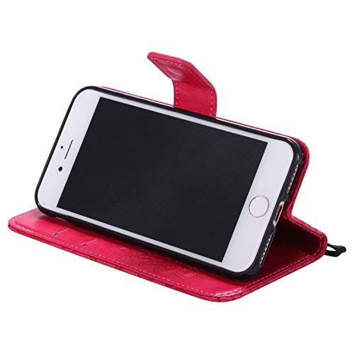 custodia iphone 7 girasoli
