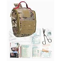 BKL1® IFAK Pouch Erste Hilfe Set Multitarn MTP First Aid Medical Set Molle BW Outdoor 1858 preisvergleich bei billige-tabletten.eu