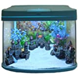 Aquarline Resun DM-400 Aquarium Complete with Lighting and Filter System