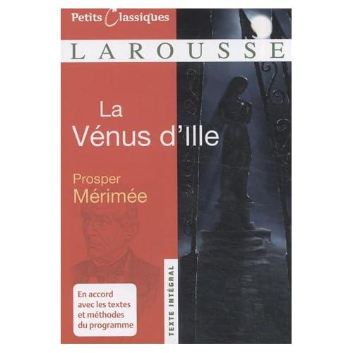 La Vénus d'Ille de Prosper Mérimée