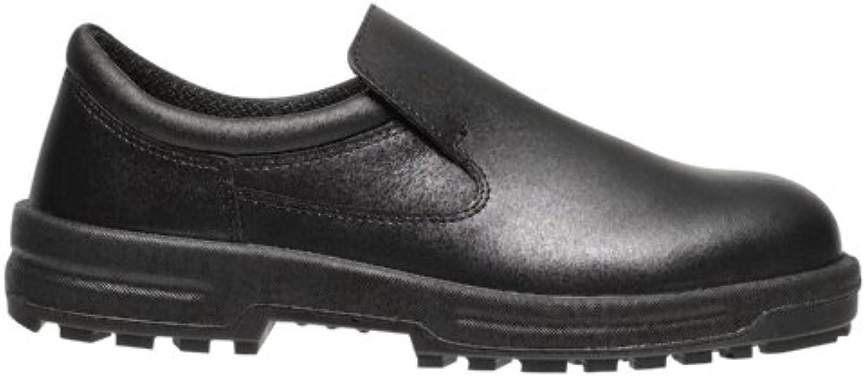 Parade 07stick * 68 44 Zapato de seguridad bajo negro, Negro, 07STICK*68 44 PT47