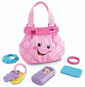 Fisher-Price Laugh&Learn My Pretty Learning Purse