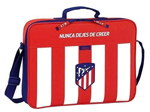 Safta Maletín Atlético De MadridOficial Para Ordenador 380x60x280mm