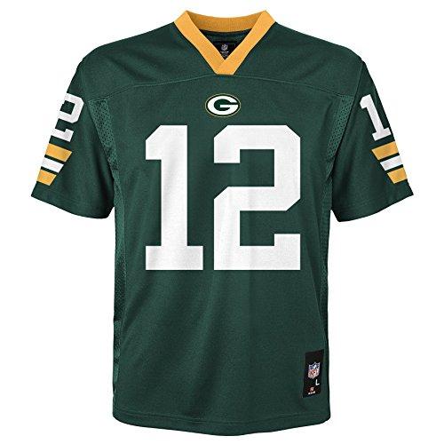 NFL Jugend Jungen 8–20mid-tier Jersey–TMC Rodgers A. Packers Hunter S (8) xl Hunter