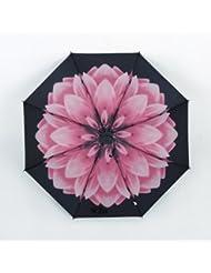 KPHY-ultra - léger, créatif, des petits parasols noirs à uv, caoutchouc, soixante - dix pour cent des petits frais