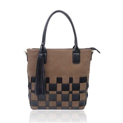 Miss Candy ,  Damen Tasche Flax