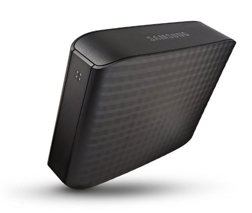 Samsung 3 TB D3 Station USB 3.0/2.0 External Desktop Hard Drive - Black