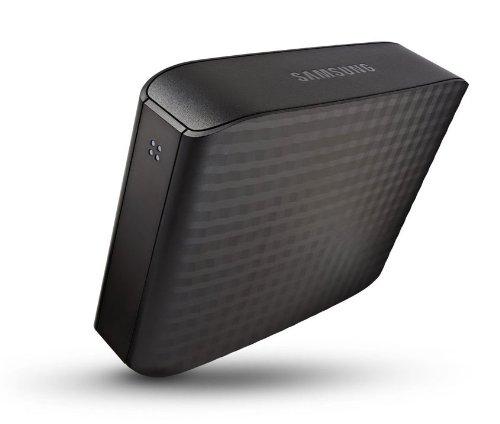 Samsung externe Festplatte STSHX-D301TDBG 3TB HDD  8,9cm (3,5Zoll) (USB3.0, 8MB cache, 4,8Gb/s)