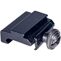 FOCUHUNTER Base de Riel Vertical Tactical Scope 20mm to 11mm Soporte de Adaptador para Picatinny/Weaver Rail Mount