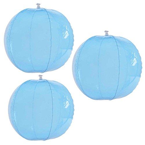 Pelota de Playa Balón de Agua Azul