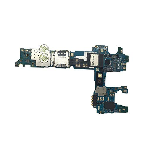 WEIWEITOE-DE Original Main Motherboard for Samsung Galaxy Note 4 N910F 32GB Unlocked Europe Replacement