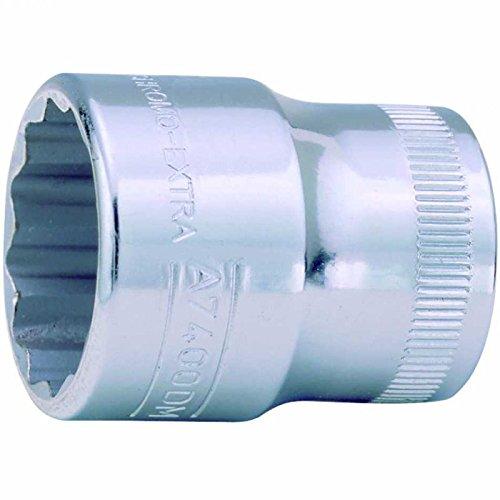BAHCO BHA7400DM-19 VASO 3/8, 19, 19 mm