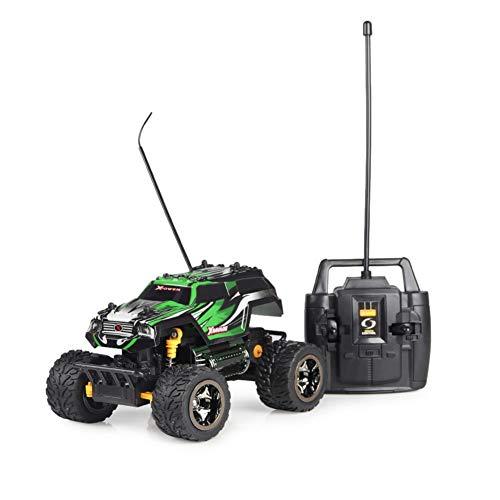 Cuttey BAU Spielzeug Rennwagen, Ars Fernbedienung Auto Geländewagen 4-Kanal-Elektroauto Modell Drahtlose Fernbedienung Auto Spielzeug Kindergeschenke