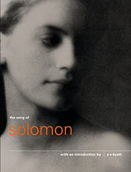 The Song of Solomon (The Pocket Canons Bible Series) by [Byatt, A.S.]