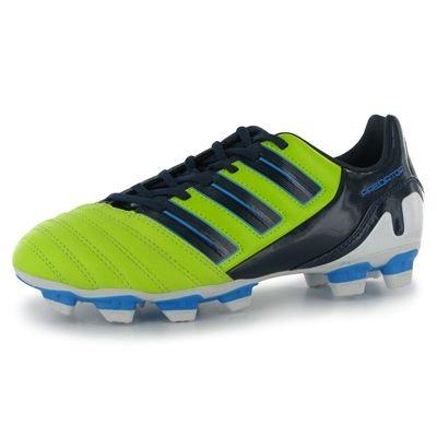 adidas V23560, Scarpe da calcio bambini Giallo (giallo)