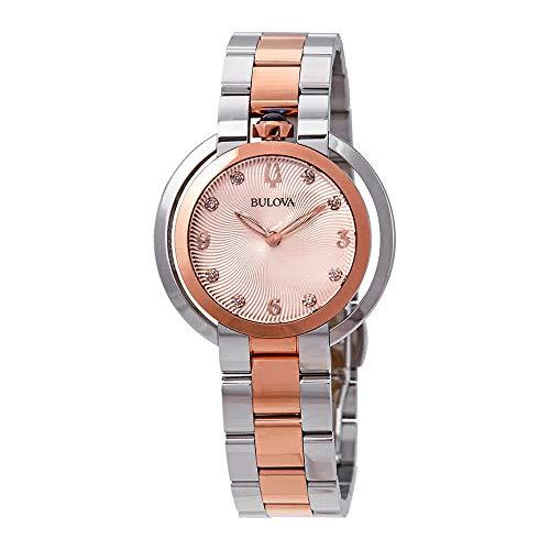 BULOVA RUBAIYAT 98P174 - Reloj para mujer