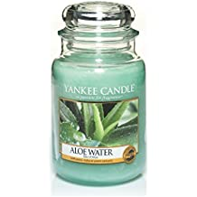Yankee Candle 1332176E Aloe Water Grosses Jar