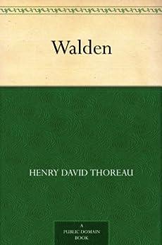 Walden by [Thoreau, Henry David]