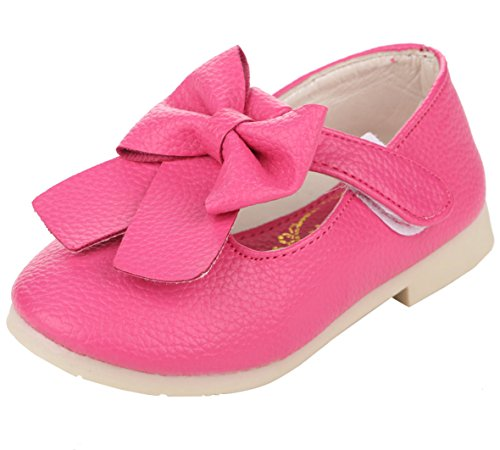 Anvi Fashions Foam Leather Mateial Baby Girl and Baby Boy Shoe