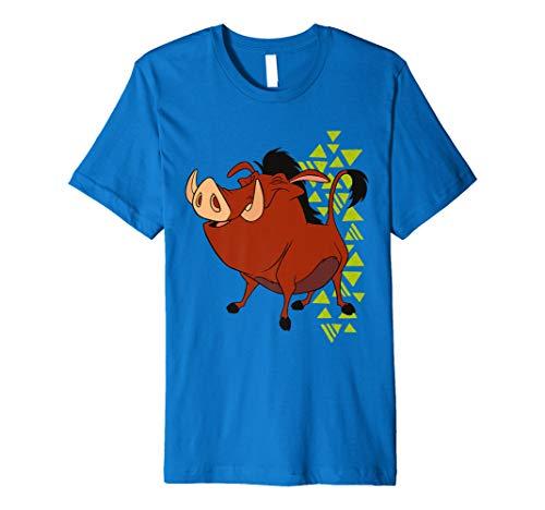 Disney The Lion King Pumbaa Happy 90s Retro T-Shirt