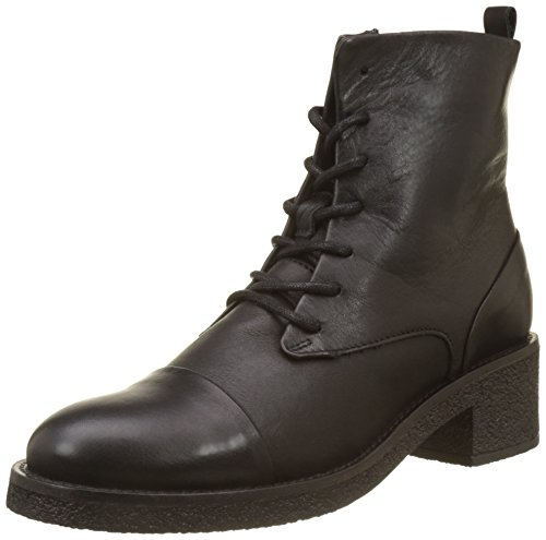 Buffalo London Damen ES 30947 Sauvage Stiefel, Schwarz (Preto 01), 39 EU