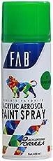 FAB Aerosol Spray Paint (400 ml, 37-Forest Green)