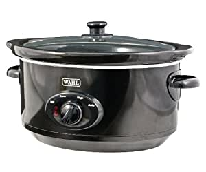 Wahl Slow Cooker Oval 3.5 Litre Black ZX710