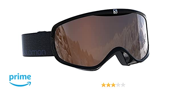 644a068994f6 Salomon, Women's Ski Goggles, For eyeglasses wearers, Variable Weather,  Airflow System, SENSE ACCESS