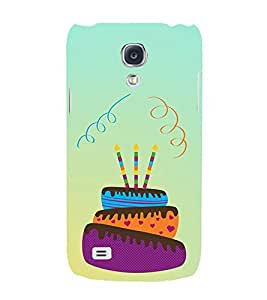 Birthday Cake 3D Hard Polycarbonate Designer Back Case Cover for Samsung Galaxy S4 mini I9195I :: Samsung I9190 Galaxy S4 mini :: Samsung I9190 Galaxy S IV mini :: Samsung I9190 Galaxy S4 mini Duos :: Samsung Galaxy S4 mini plus