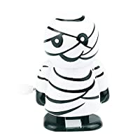 Cheap.Top Selling JYC Halloween Clockwork Gift Wind Up Mummy Ghost Bounce Toy Educational Toys