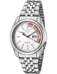 Seiko Unisex-Armbanduhr Analog Automatik Edelstahl beschichtet SNK369