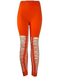 1e312123cf3310 Robemon-Leggings Damen Sportleggings Yoga Fitness Hose Lange Streetwear  Fitnesshose Sporthose Hohl Quick Dry Function