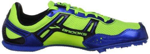 Brooks Pr Md M, Baskets mode homme Noir (Nightlife/Blue/Black)