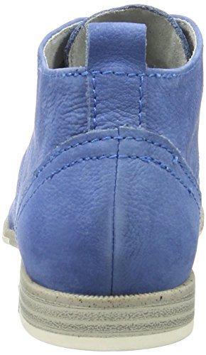 Marco Tozzi Premio Damen 25104 Desert Boots Blau (Azur 883)