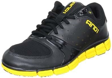 AND1 ULTRA LYTE LOW 1001201076, Chaussures de basketball femme - Noir (TR-B2-Noir-284), 47.5 EU