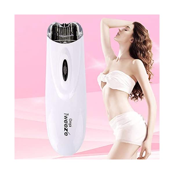 Allouli Electric Women Shaver Female Epilator Shaving Machine Wet Dry Lady Hair Removal Trimmer For Face Bikini Area Body Leg Underarms