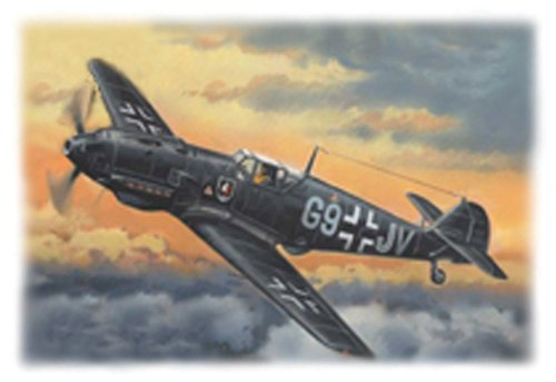 ICM 72134 - Messerschmitt Bf 109E-4,WWII German Night Fighter Preisvergleich