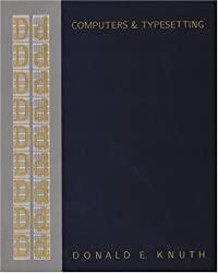 Computers & Typesetting, Volume D: Metafont: The Program by Donald E. Knuth (1986-01-11)