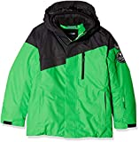 CMP Feel Warm Flat 3.000 38W0254, Giacca Imbottita Bambini e Ragazzi, Verde, 152